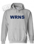Single colour hoody- WRNS